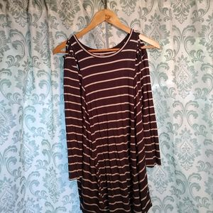 Maurices 24/7 Striped Tunic